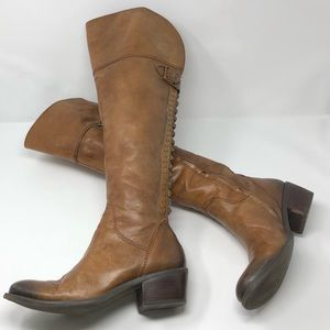 Vince Camuto VC-Bollo over the knee boots 8.5